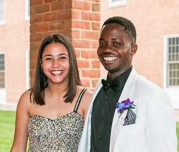 Jamal Richmond & Alexandra DeLeaver - Prom Night