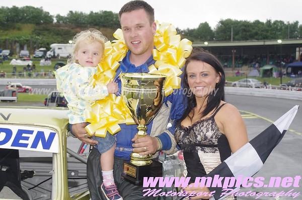 National Championship Weekend, Hednesford Hills Raceway, 3 & 4 August 2013