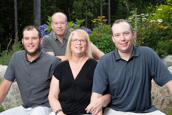 Leah & Shawn & Family