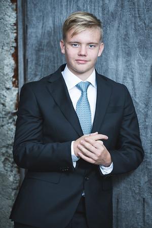 Konfirmant Anders