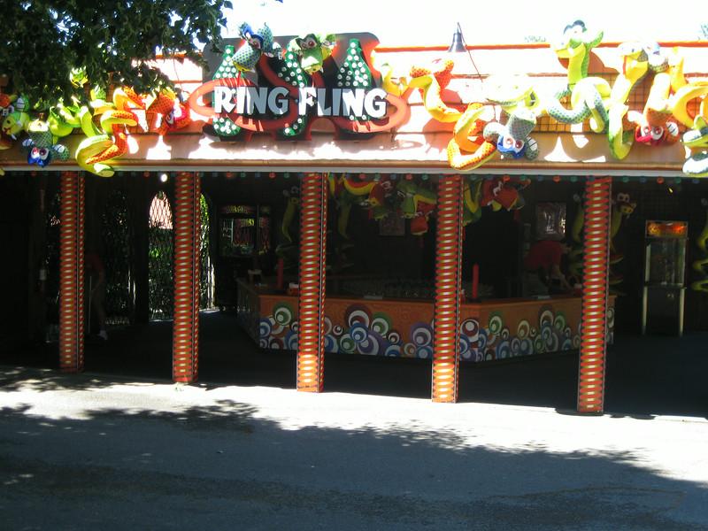 Ring Fling.
