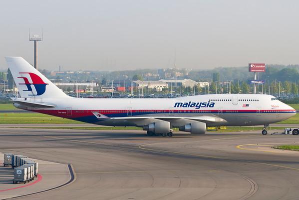 9M-MPM - Boeing 747-4H6