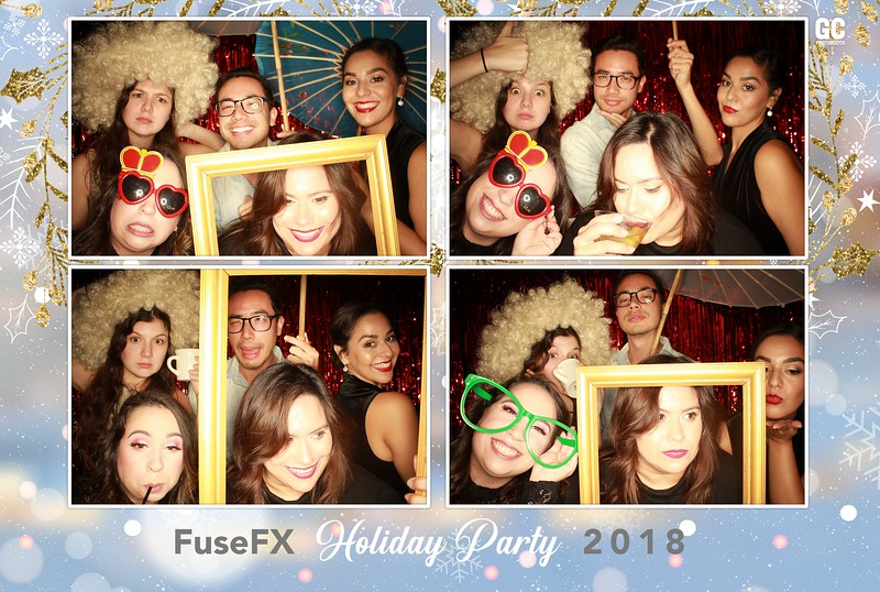 12-19-2018 FuseFX Holiday Party