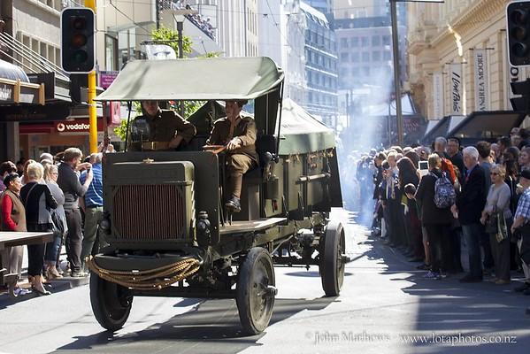 20150424 ANZAC 100 yrs parade - Wellington _MG_9928 a