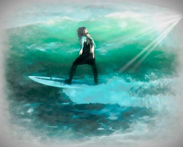 Surf Art 8934