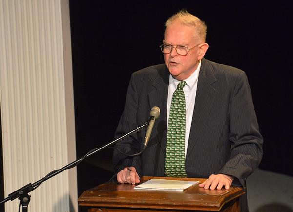 State of the University Address-2014-Rick Haye