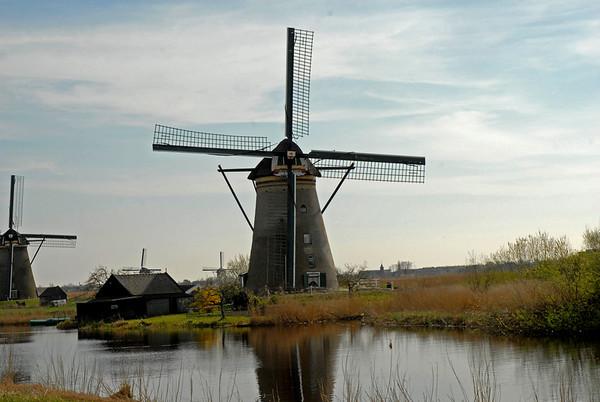Kinderdijk 4-08-07
