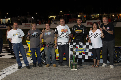 VMRS 6/29/12 Port City 100 Presented by Laticrete Lee USA Speedway