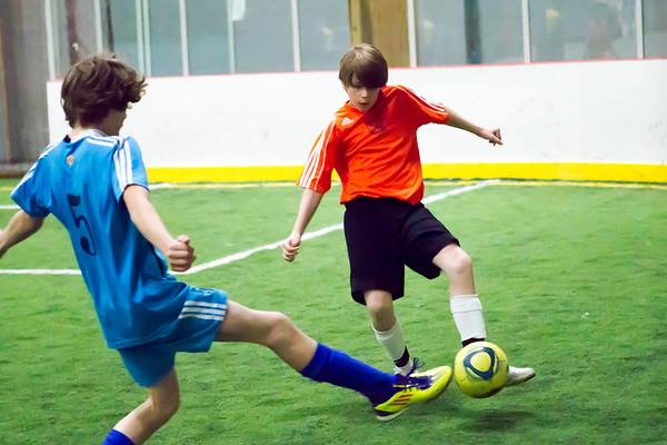 Newton United Indoors 2012