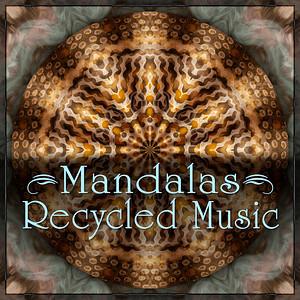 Recycled Music Mandalas