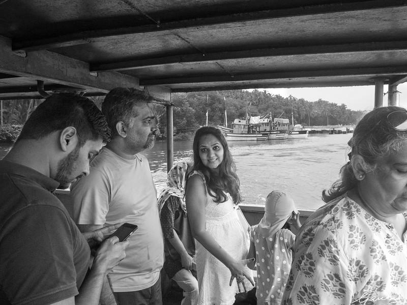 Divar Ferry