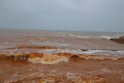 Dawlish Flooding - 2020