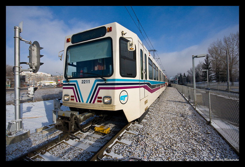 C-Train Coming at You