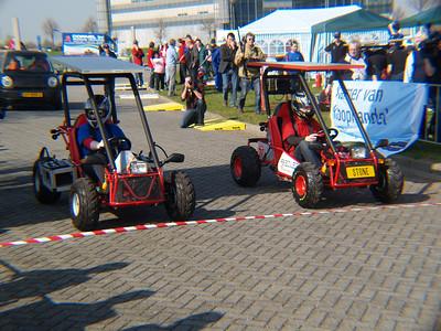 Solar kartrace Avantis 2012
