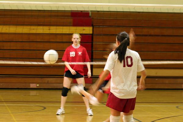 20051212 Samantha's Volleyball