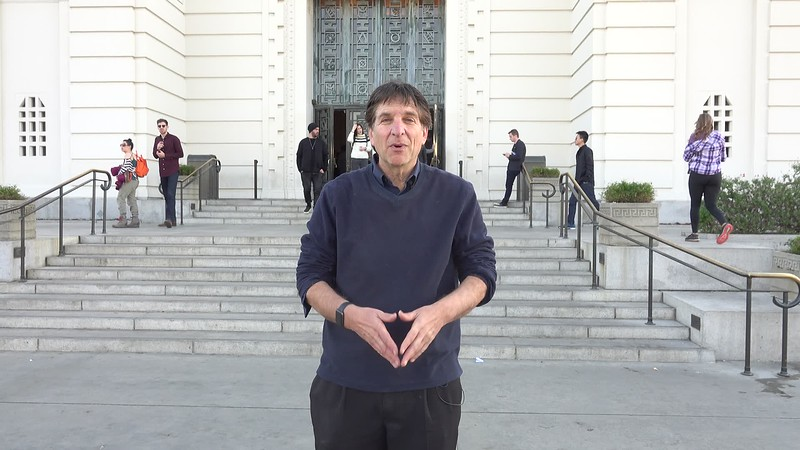 Griffith Observatory video
