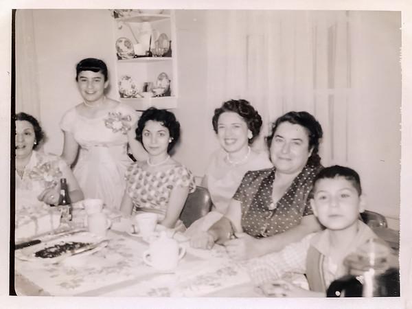 Old Quartucci Family Photos