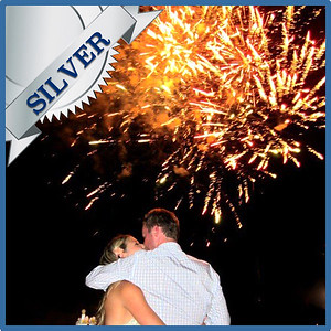 59803 Fireworks show Silver