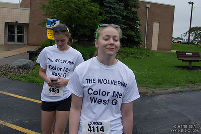 West G Color Run