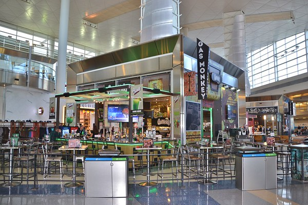 2017-10 DFW Airport - Dallas