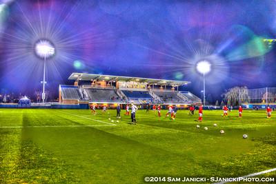 Pre-Match Senior Night from UM Men's Soccer Vs Ohio State 11-5-14