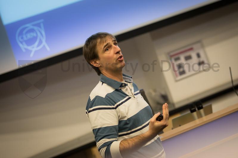 Martin Gastal Cern Talk