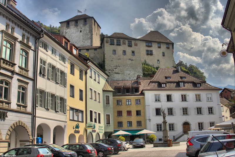 Feldkirch, Vorarlberg, Austria, 08/23/2018