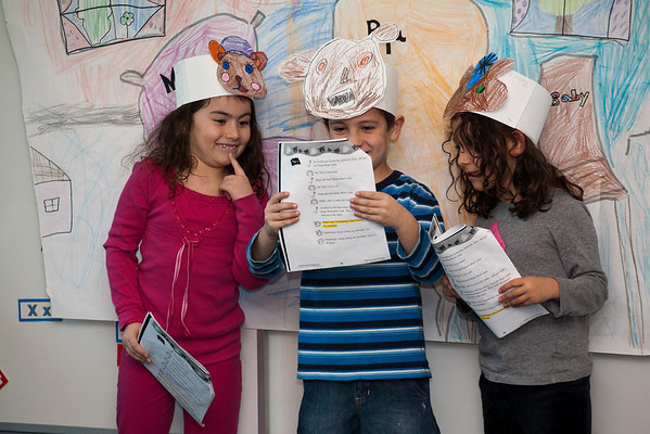 Reader's Theater Performance