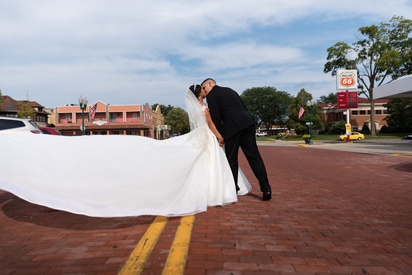 Scott and Jaimie Wedding