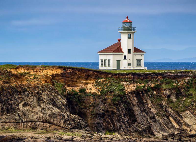 Cape Arago Lighthouse, Oregon