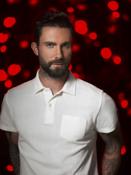 . THE VOICE -- Season: 5 -- Pictured: Adam Levine -- (Photo by: Mark Seliger/NBC/NBCU Photo Bank via Getty Images)
