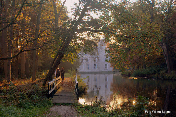 Warmond, Holland