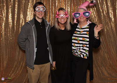 Isaacson Birthday Party