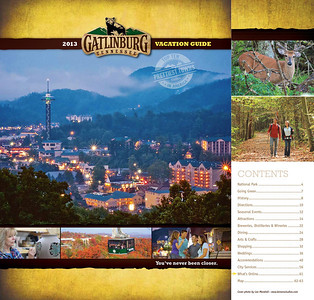 The 2013 Gatlinburg Vacation Guide