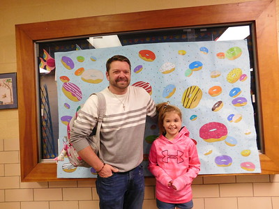 Broadway Elementary Donuts For Dads