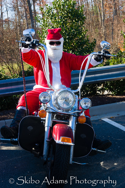 Creatures Grimm MC Toys for Tots Poker Run