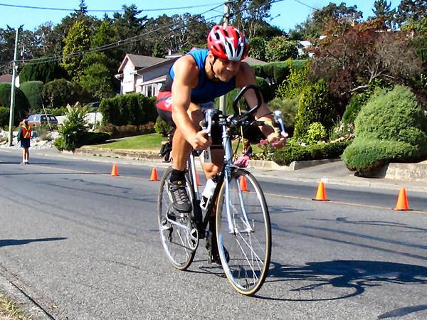 2005 Cadboro Bay Triathlon - Matthew Brunsting