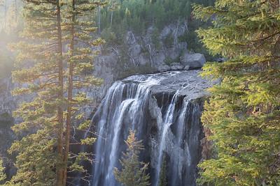 Yellowstone Backpacking