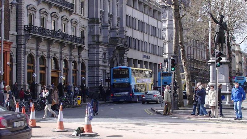 Walking Around Dublin 2 JVC Photo