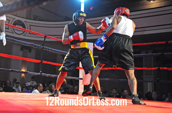 Bout # 10 James Poole(Warren BC-Warren, OH)-vs-Charles Paschall(Cleveland BC-Cleve, OH) 156 Pounds