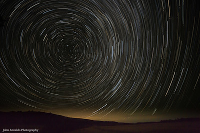 Mountain Creek Star Trails