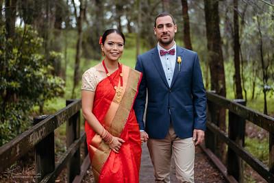 Milan Nisha Wedding
