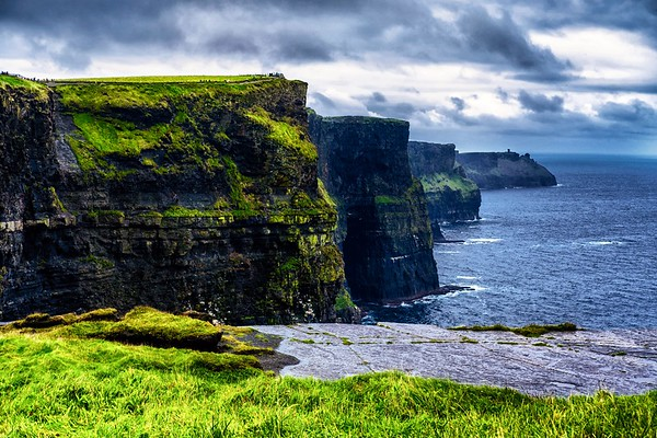Cliffs of Moher & The Burren