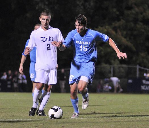 Duke Mens Soccer vs UNC 2008