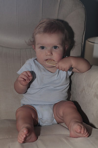 Patrick at 11 months