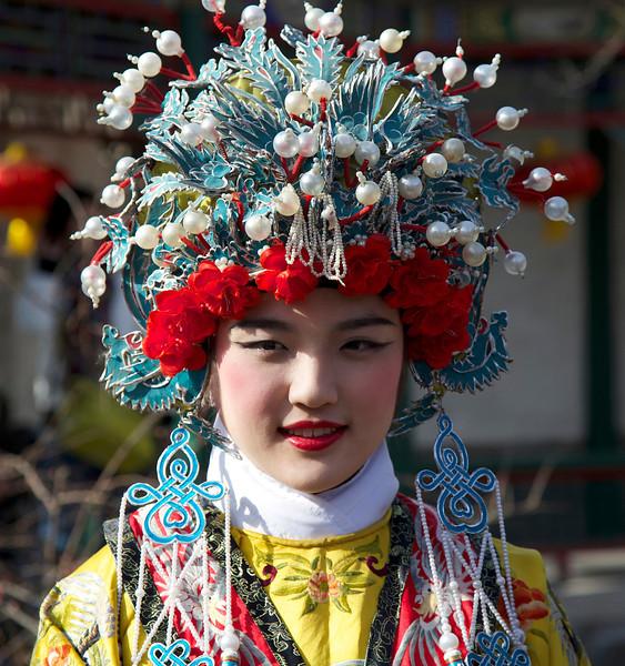 Beijing Temple Fair, Dream Of Red Mansion Lewis Sandler