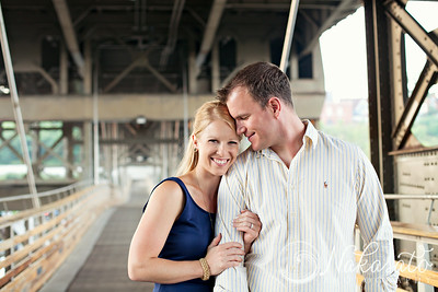 Kerry & Charles {engagement session}