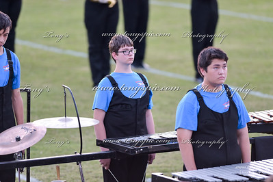 Band at Lafayette Game 5 Oct 2018