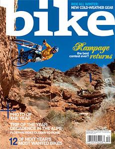 Bike Mag Cover