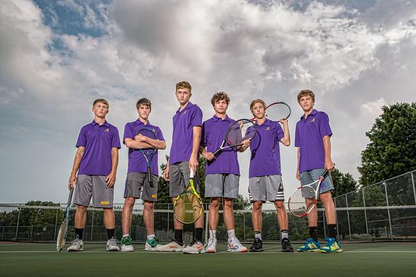 Tennis Boys 2018
